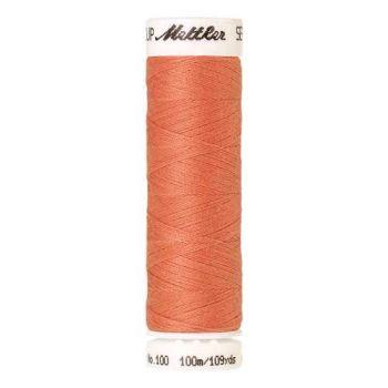 Mettler Threads - Seralon Polyester - 100m Reel - Pink Grapefruit 0137