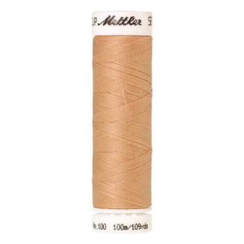 Mettler Threads - Seralon Polyester - 100m Reel - Shrimp Pink 1163