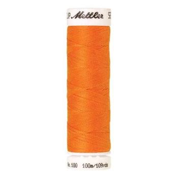 Mettler Threads - Seralon Polyester - 100m Reel - 5021 Spanish Gold
