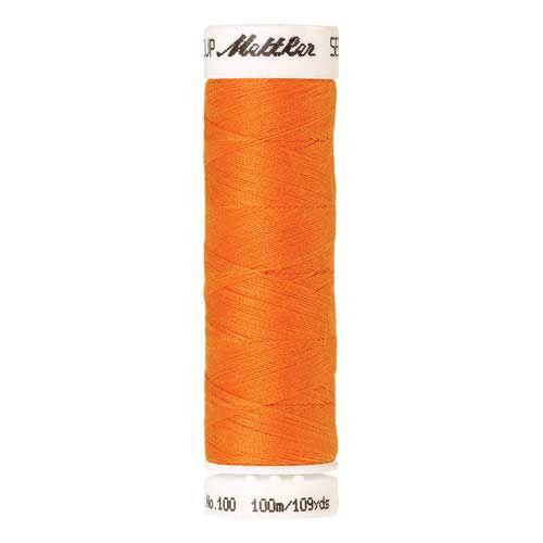 Mettler Threads - Seralon Polyester - 100m Reel - 5021 Spanish Gold
