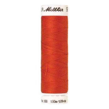 Mettler Threads - Seralon Polyester - 100m Reel - Paprika 0450