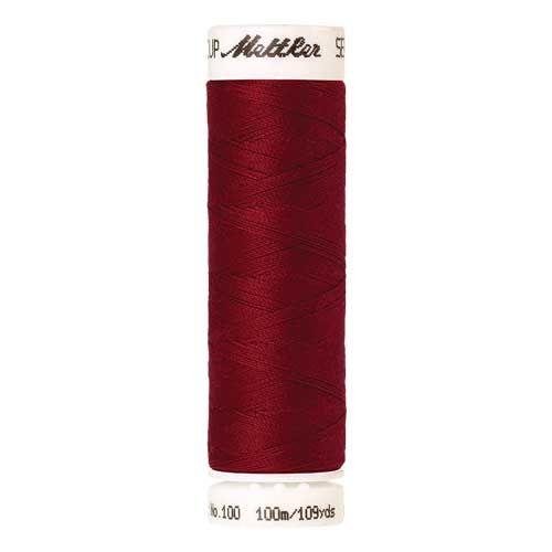 Mettler Threads - Seralon Polyester - 100m Reel - Foliage Rose 0630