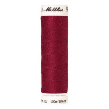 Mettler Threads - Seralon Polyester - 100m Reel - Currant 1392
