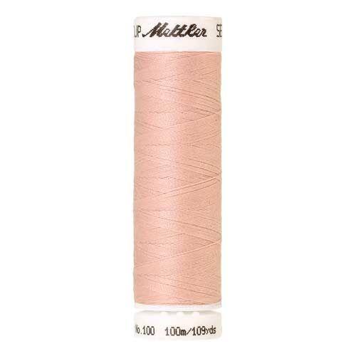 Mettler Threads - Seralon Polyester - 100m Reel - Flesh 0600