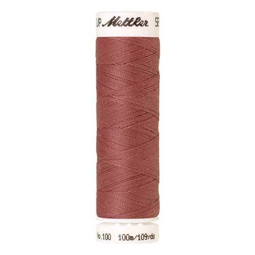 Mettler Threads - Seralon Polyester - 100m Reel - Red Planet 0638