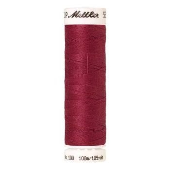 Mettler Threads - Seralon Polyester - 100m Reel - Raspberry 0641