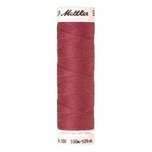 Mettler Threads - Seralon Polyester - 100m Reel - Litchi 1411