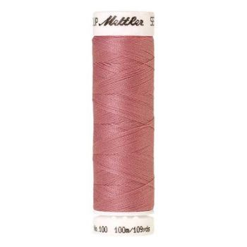 Mettler Threads - Seralon Polyester - 100m Reel - Pink Rose 0156