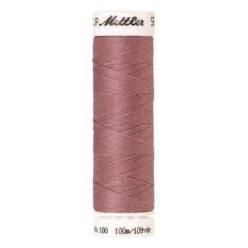 Mettler Threads - Seralon Polyester - 100m Reel - Tea Berry 0284