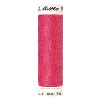 Mettler Threads - Seralon Polyester - 100m Reel - Garden Rose 1429