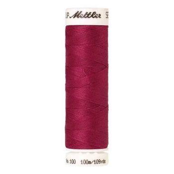 Mettler Threads - Seralon Polyester - 100m Reel - Fuschia 1421
