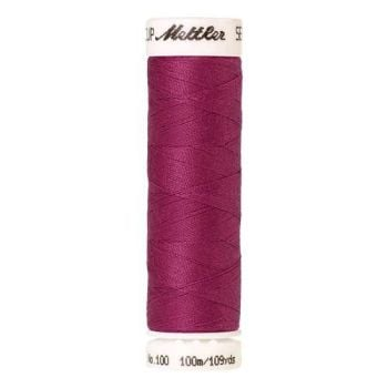 Mettler Threads - Seralon Polyester - 100m Reel - Peony 1417