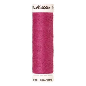 Mettler Threads - Seralon Polyester - 100m Reel - Hot Pink 1423