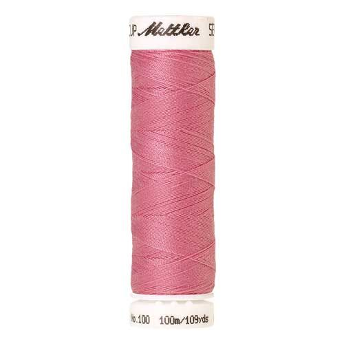 Mettler Threads - Seralon Polyester - 100m Reel - Azalea 1066