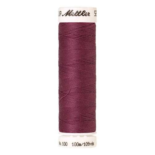 Mettler Threads - Seralon Polyester - 100m Reel - Erica 1064