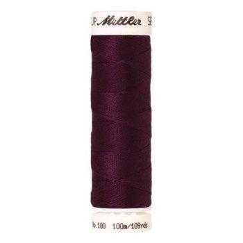 Mettler Threads - Seralon Polyester - 100m Reel - Pansy 0158