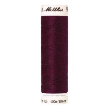 Mettler Threads - Seralon Polyester - 100m Reel - Dark Current 1067