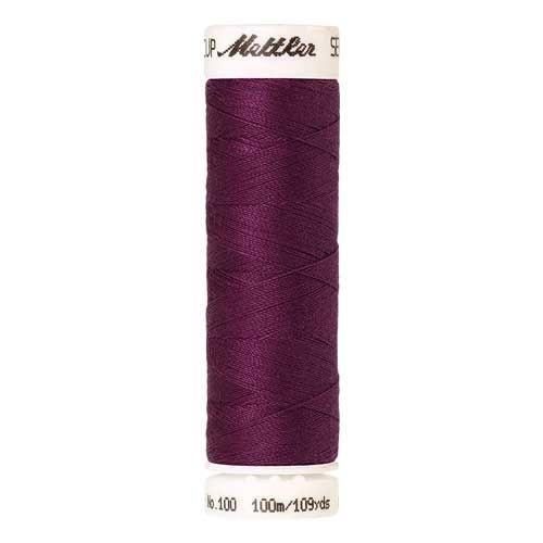 Mettler Threads - Seralon Polyester - 100m Reel - Sangria 0157