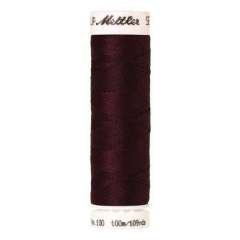 Mettler Threads - Seralon Polyester - 100m Reel - Red Onion 0162