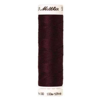 Mettler Threads - Seralon Polyester - 100m Reel - Red Onion 0162