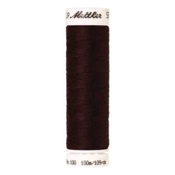 Mettler Threads - Seralon Polyester - 100m Reel - Mahogany 0793
