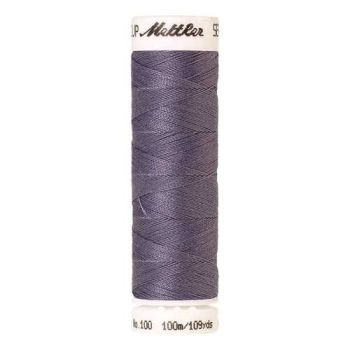 Mettler Threads - Seralon Polyester - 100m Reel - Haze 0012