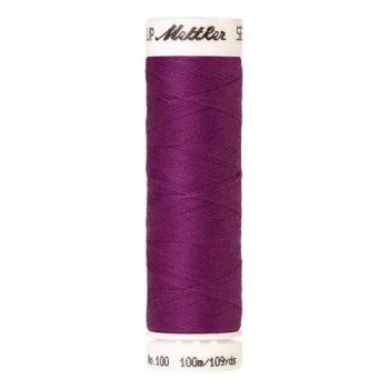 Mettler Threads - Seralon Polyester - 100m Reel - Boysenberry 1059