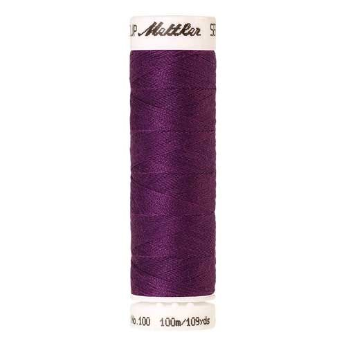 Mettler Threads - Seralon Polyester - 100m Reel - Grape Jelly 0056