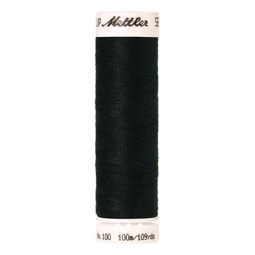 Mettler Threads - Seralon Polyester - 100m Reel - Spruce Forest 0759