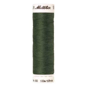 Mettler Threads - Seralon Polyester - 100m Reel - Asparagus 0844