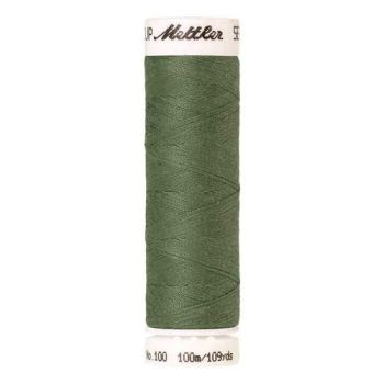 Mettler Threads - Seralon Polyester - 100m Reel - Palm Leaf 0646