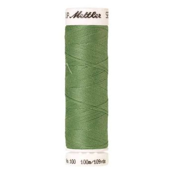 Mettler Threads - Seralon Polyester - 100m Reel - Green Asparagus 0236