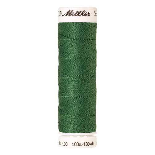 Mettler Threads - Seralon Polyester - 100m Reel - Kelley 0224