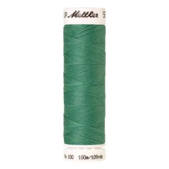 Mettler Threads - Seralon Polyester - 100m Reel - Bottle Green 0907
