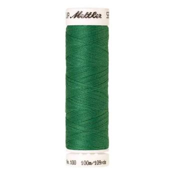 Mettler Threads - Seralon Polyester - 100m Reel - Scrub Green 0239