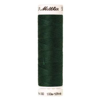 Mettler Threads - Seralon Polyester - 100m Reel - Bright Green 1097