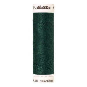 Mettler Threads - Seralon Polyester - 100m Reel - Rain Forest 1475
