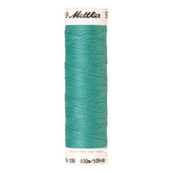 Mettler Threads - Seralon Polyester - 100m Reel - Jade 3503