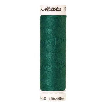 Mettler Threads - Seralon Polyester - 100m Reel - Green 0222