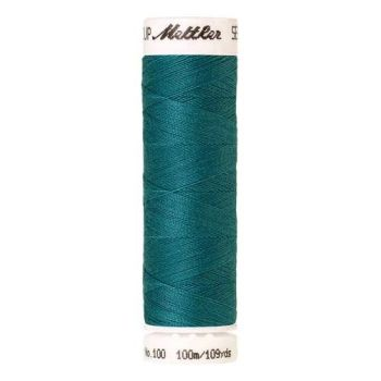 Mettler Threads - Seralon Polyester - 100m Reel - Truly Teal 0232