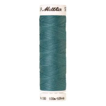 Mettler Threads - Seralon Polyester - 100m Reel - Blue Green Opal 0611