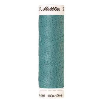 Mettler Threads - Seralon Polyester - 100m Reel - Aqua 0408