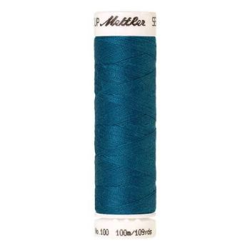 Mettler Threads - Seralon Polyester - 100m Reel - Dark Teal 0692