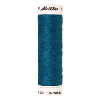 Mettler Threads - Seralon Polyester - 100m Reel - Dark Teal 0692