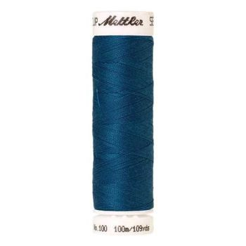Mettler Threads - Seralon Polyester - 100m Reel - Tropical Blue 0693