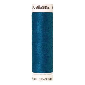 Mettler Threads - Seralon Polyester - 100m Reel - Caribbean Sea 0999