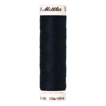 Mettler Threads - Seralon Polyester - 100m Reel - Concord 0805