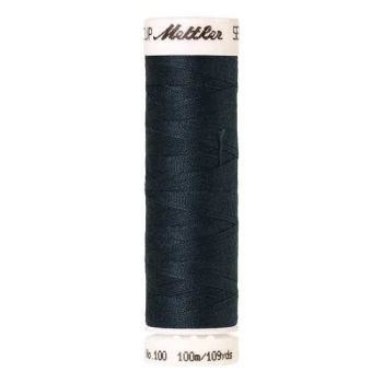 Mettler Threads - Seralon Polyester - 100m Reel - Harbour 1276