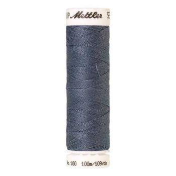 Mettler Threads - Seralon Polyester - 100m Reel - Manatee 0392