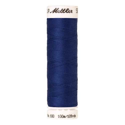 Mettler Threads - Seralon Polyester - 100m Reel - Blue Ribbon 2255
